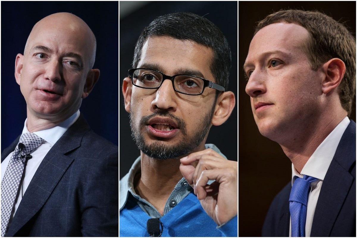 Facebook, Google и Amazon готовы дать показания