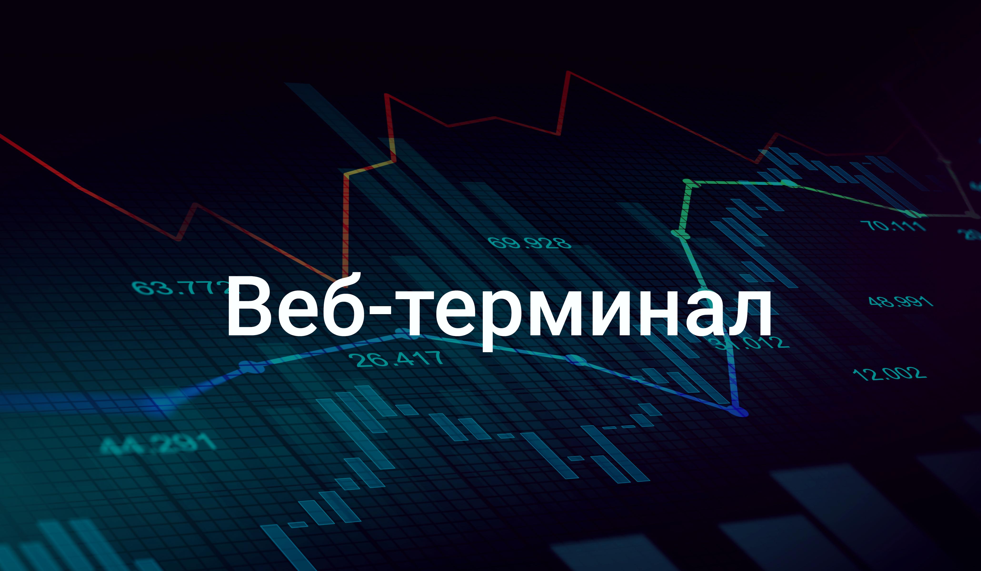 Веб-терминал